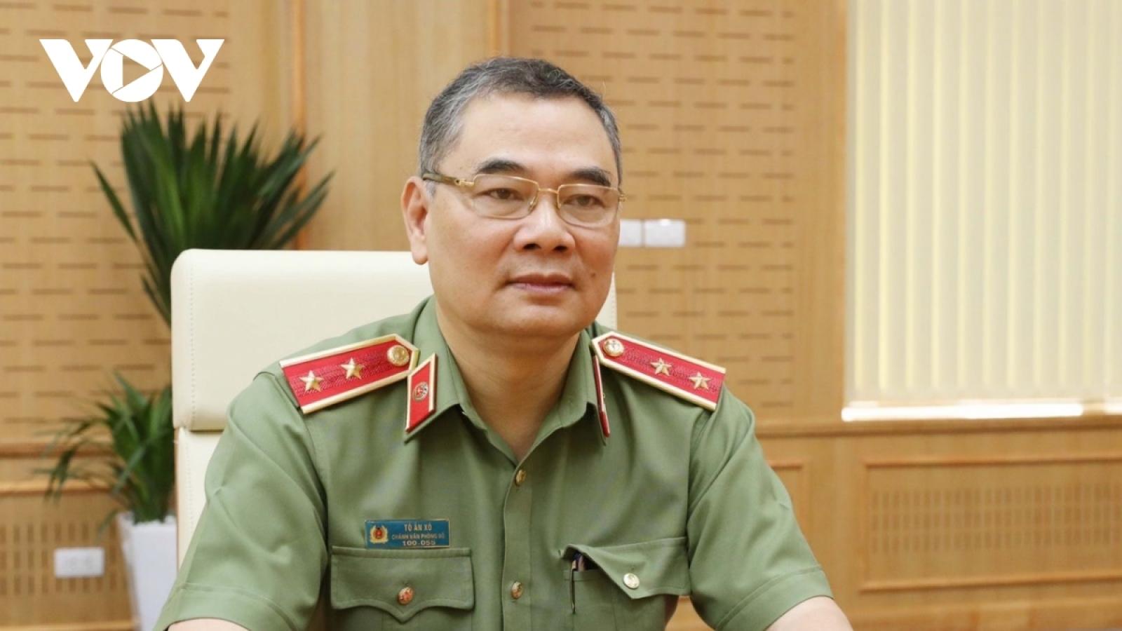 Trung tướng Tô Ân Xô: Đã xác định nhóm nghi phạm tấn công mạng Báo Điện tử VOV