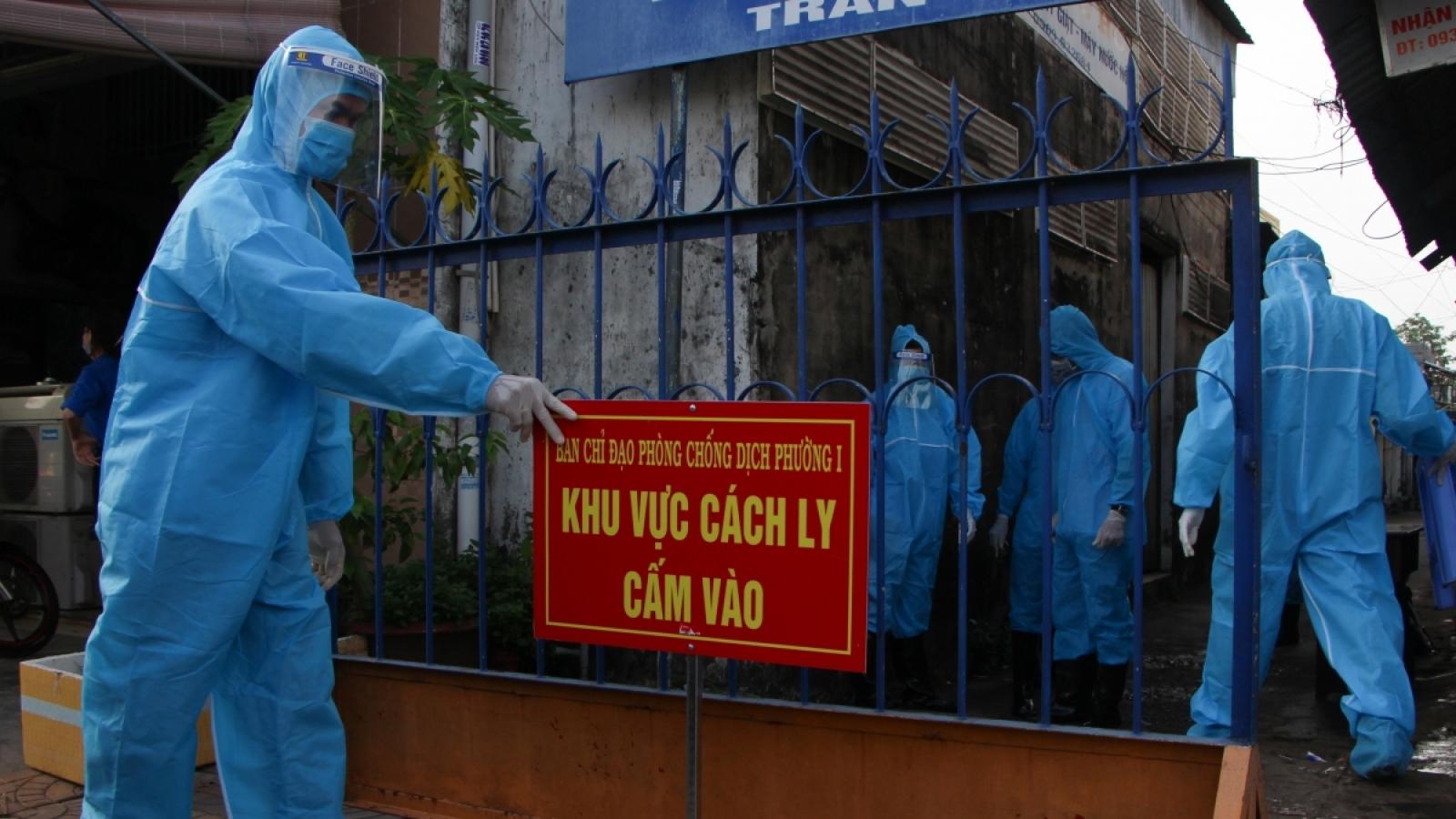 6 giờ qua, Việt Nam có thêm 80 ca mắc COVID-19