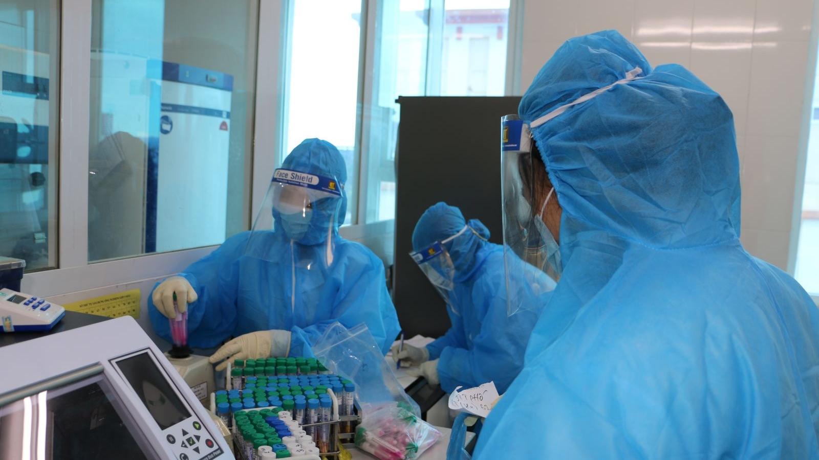 Hà Tĩnh có thêm 6 ca F1 có xét nghiệm dương tính với SARS-CoV-2