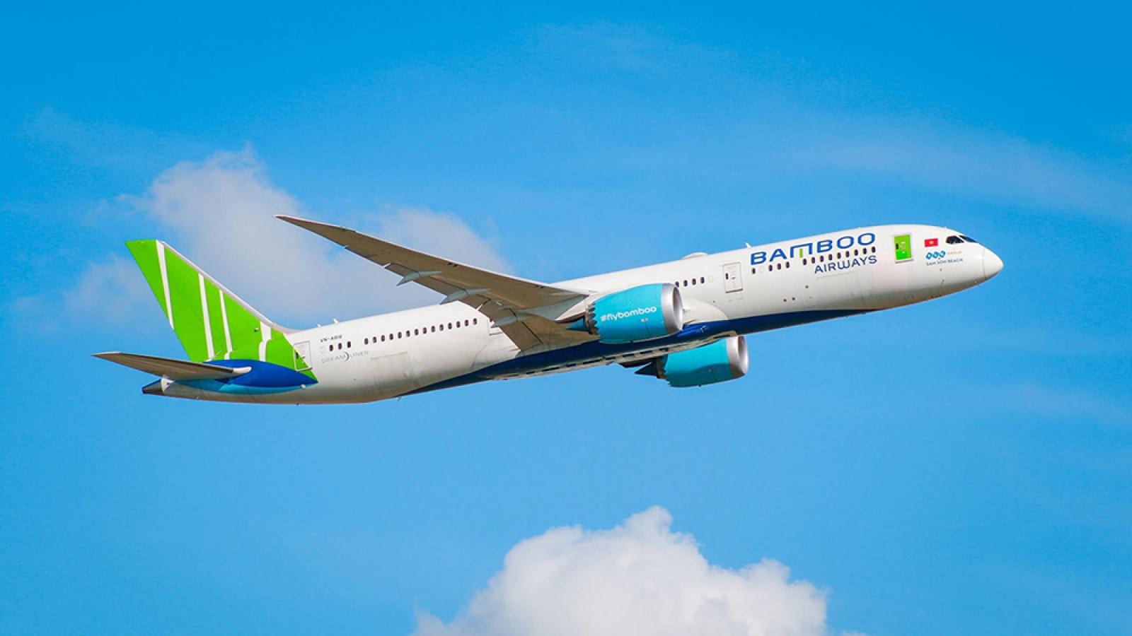 Bamboo Airways hợp tác quốc tế áp dụng ứng dụng sức khỏe điện tử IATA Travel Pass
