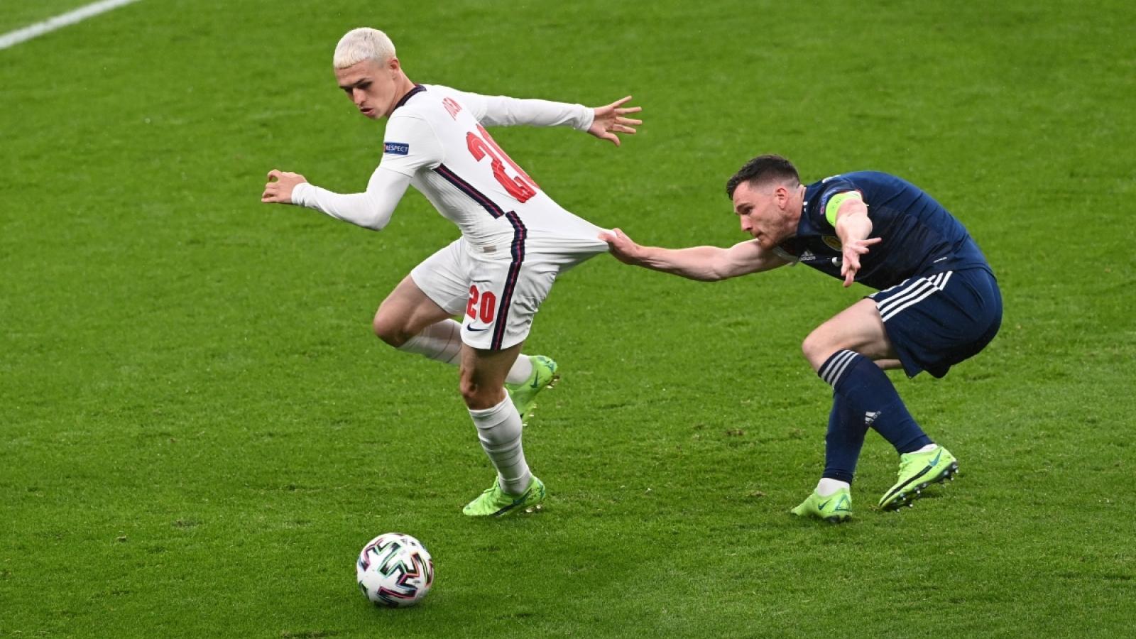 Anh, Thụy Điển và Pháp chính thức giành vé vào vòng 1/8 EURO 2021