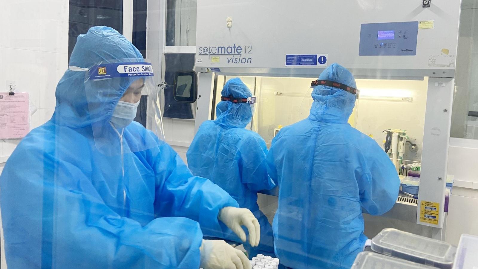 Thêm 5 ca mắc COVID-19 mới tại Hà Tĩnh