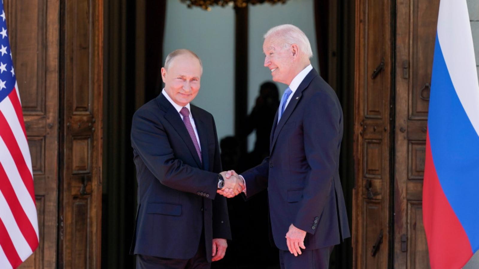 Liệu Biden và Putin có thể xoa dịu nguy cơ chiến tranh hạt nhân như Reagan và Gorbachev?