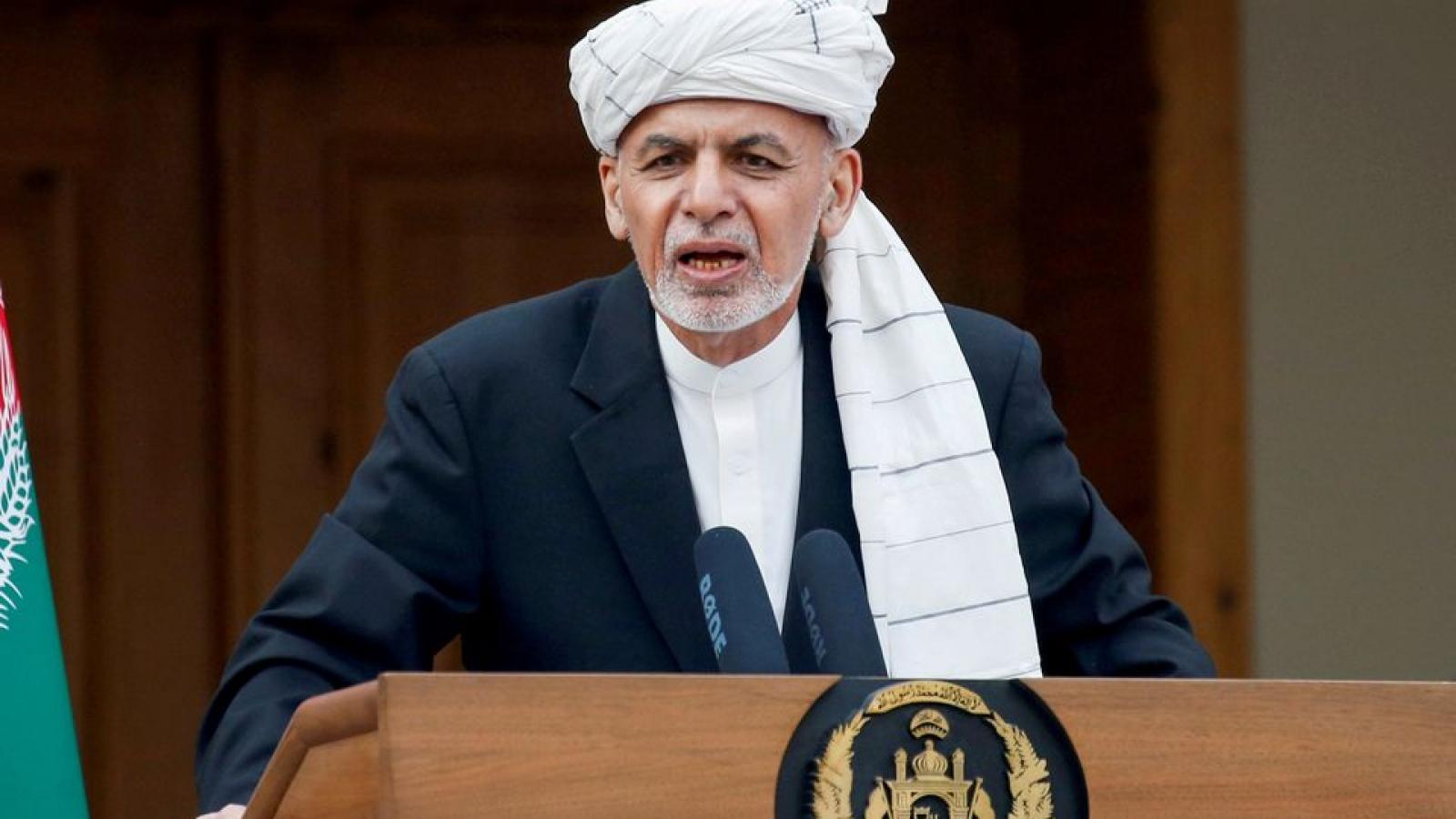 """Tổng thống Afghanistan thăm Mỹ: Tìm kiếm """"đòn bẩy"""" trên bàn đàm phán và trên chiến trường"""