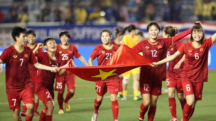 Vietnam moves up one spot in FIFA Women's World Rankings
