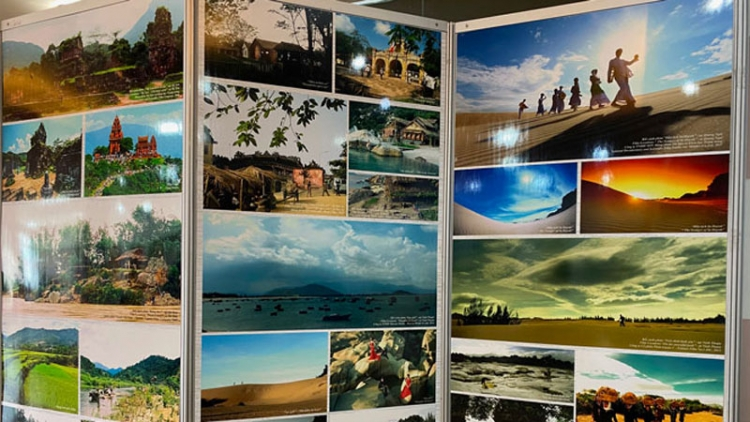 Vietnamese Film Exhibition features 120 pictures of famous filming locations