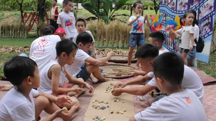 Ethnic village hosts month-long activities to celebrate Family Day