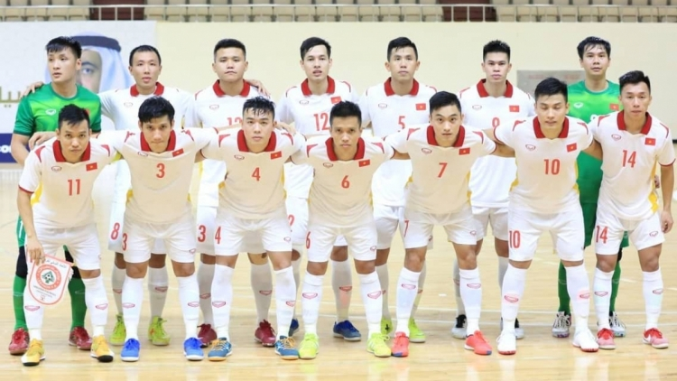 Vietnam to play friendly against Spanish side ahead of Futsal World Cup