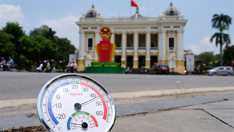 Northern and central regions continue to face hot spell of over 40 degrees Celsius