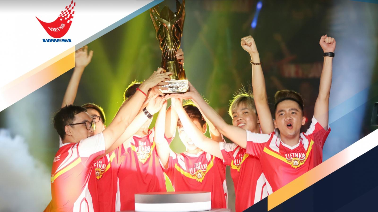 Recreational Association debuts white book on Vietnamese e-sports