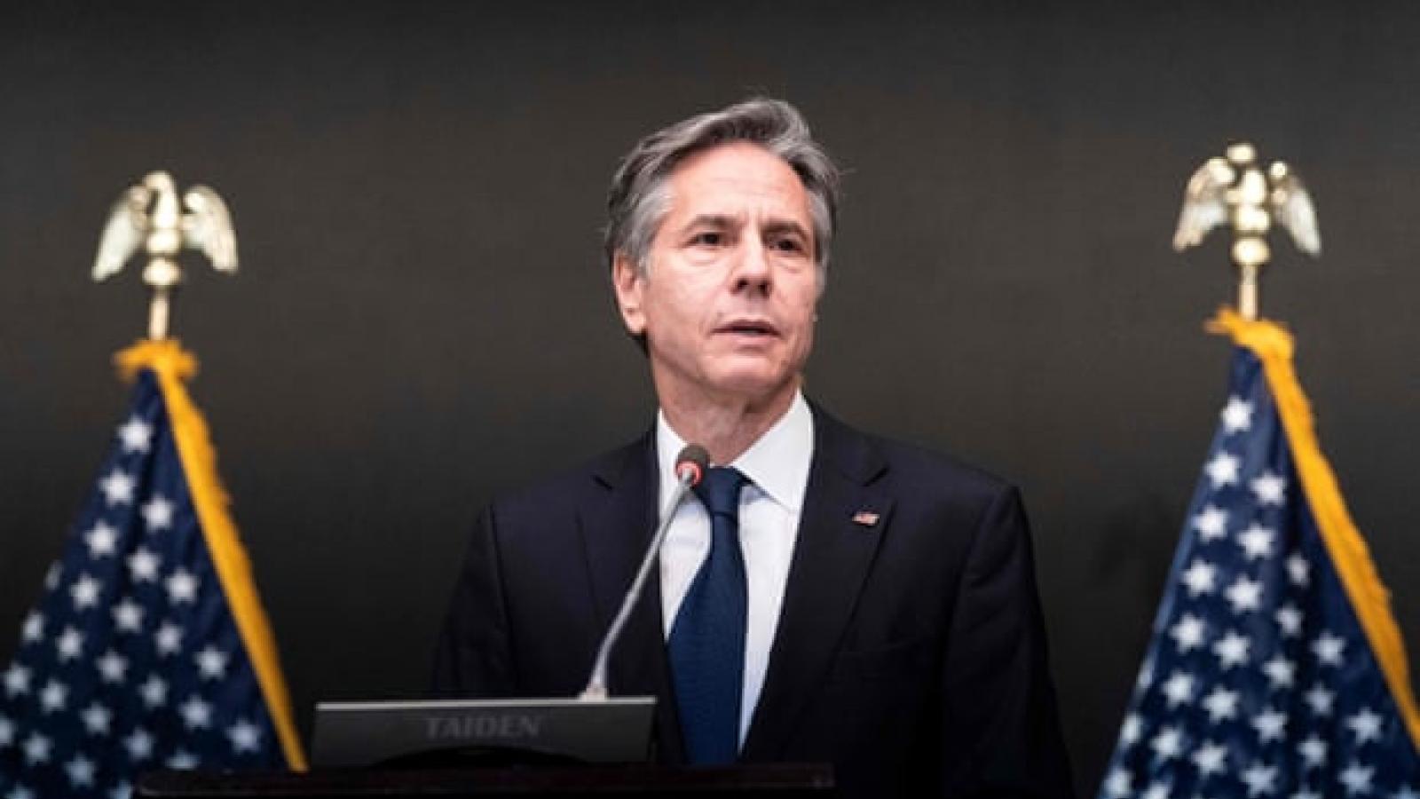 """Mỹ """"bóng gió"""" cảnh báo về hành vi cưỡng ép kinh tế của Trung Quốc ở Thái Bình Dương"""