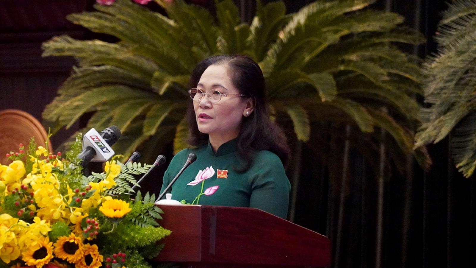 Ngày 24/6, HĐND TP.HCM bầu Chủ tịch HĐND,giới thiệu nhân sự bầu Chủ tịch UBND