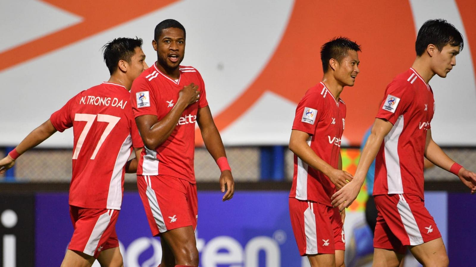 Bảng xếp hạng AFC Champions League 2021: Viettel FC tăng tốc mạnh mẽ
