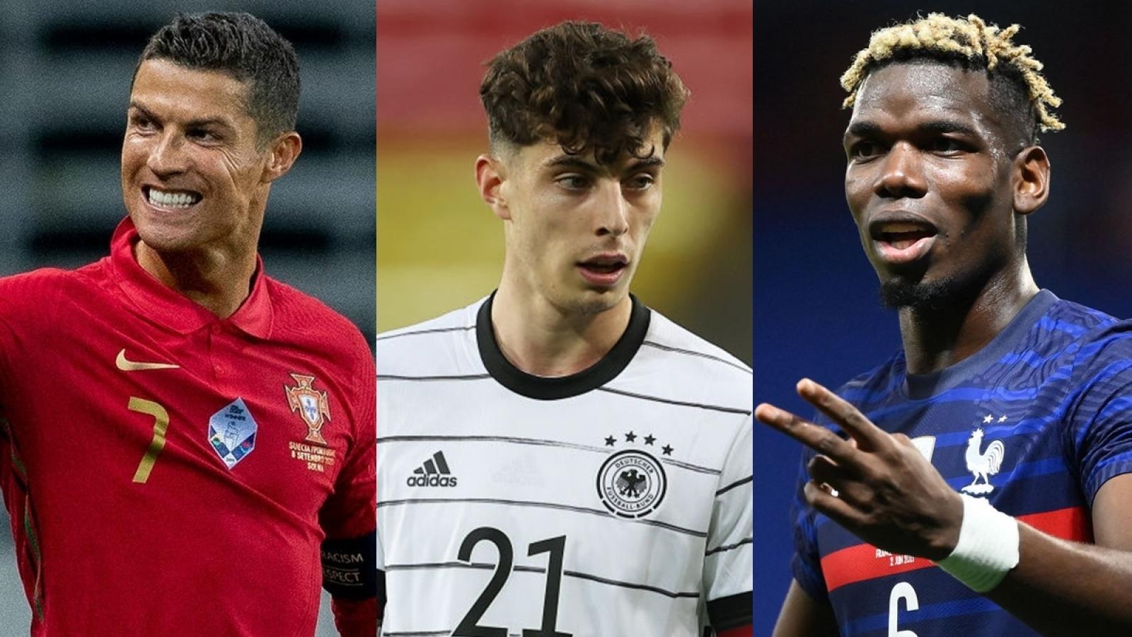 Bảng F - EURO 2021: Đức thất thế trước Pháp và Bồ Đào Nha?