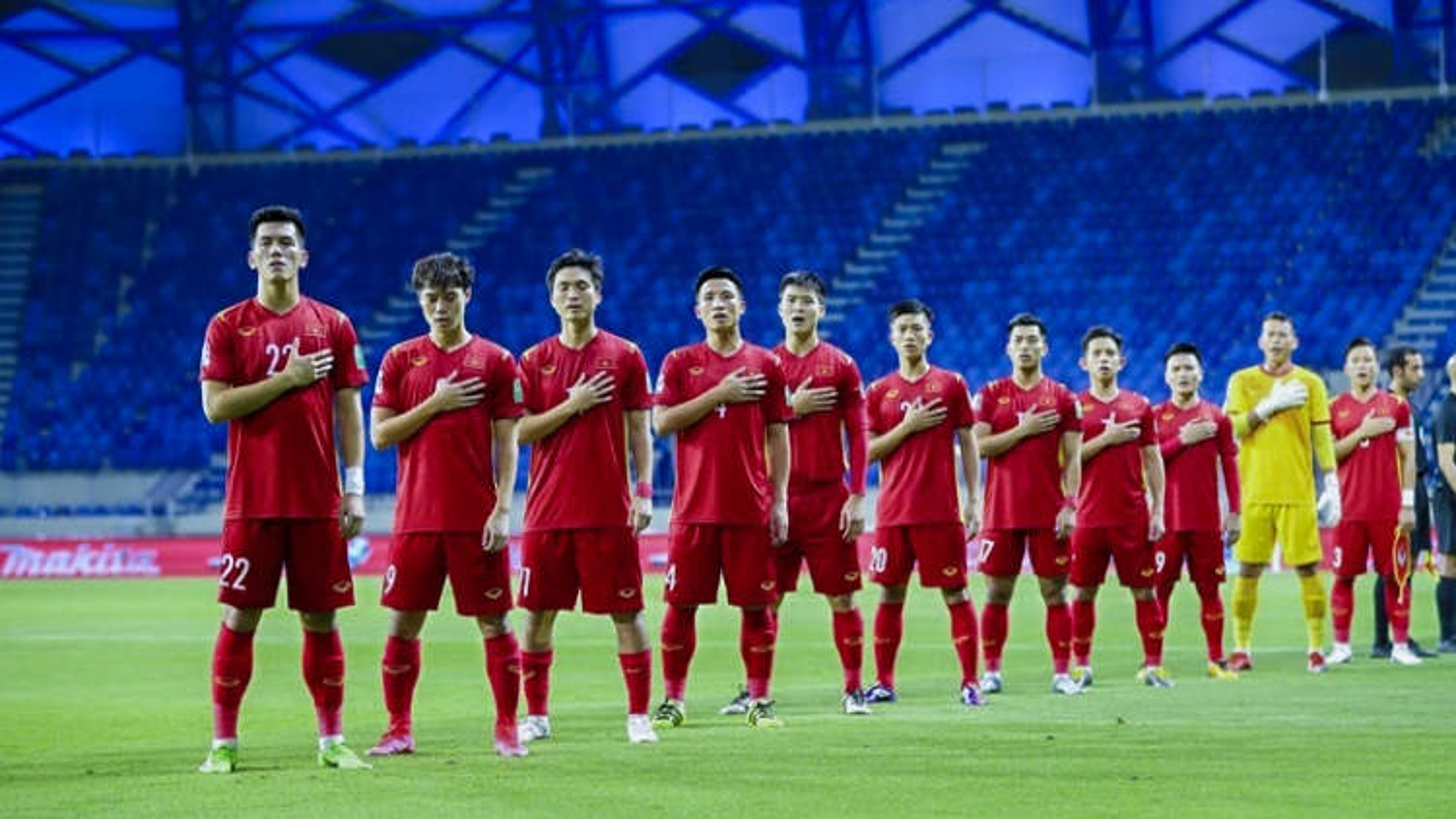 Vietnam tops regional fair play ranking in second World Cup qualifying round