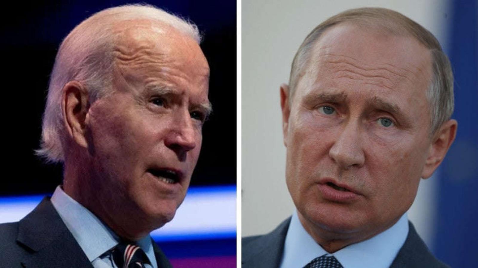 """Nga cảnh báo những tín hiệu """"không dễ chịu"""" trước thềm thượng đỉnh Putin-Biden"""