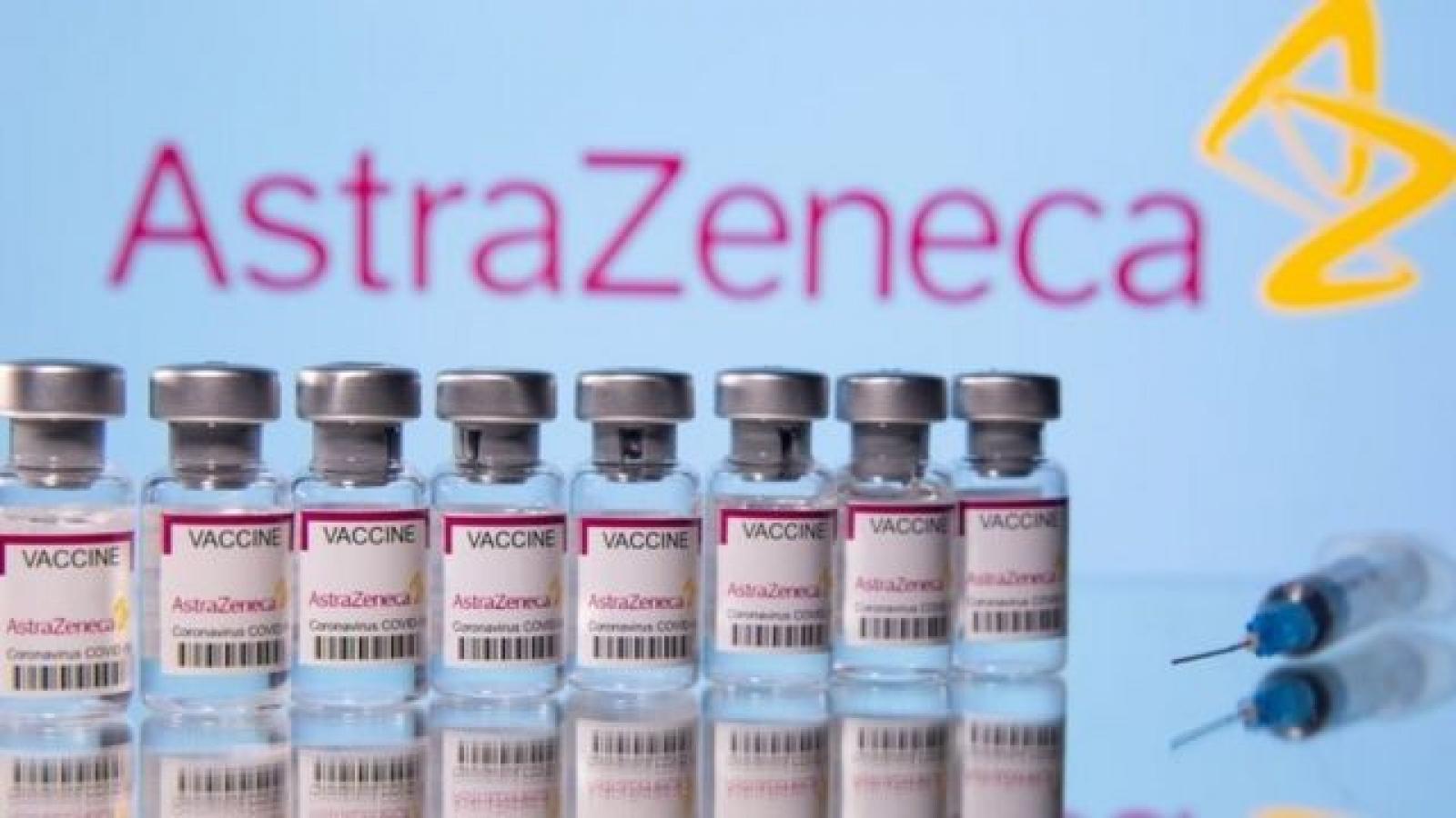 AstraZeneca khẳng định vaccine của hãng hiệu quả đối với biến thể Delta