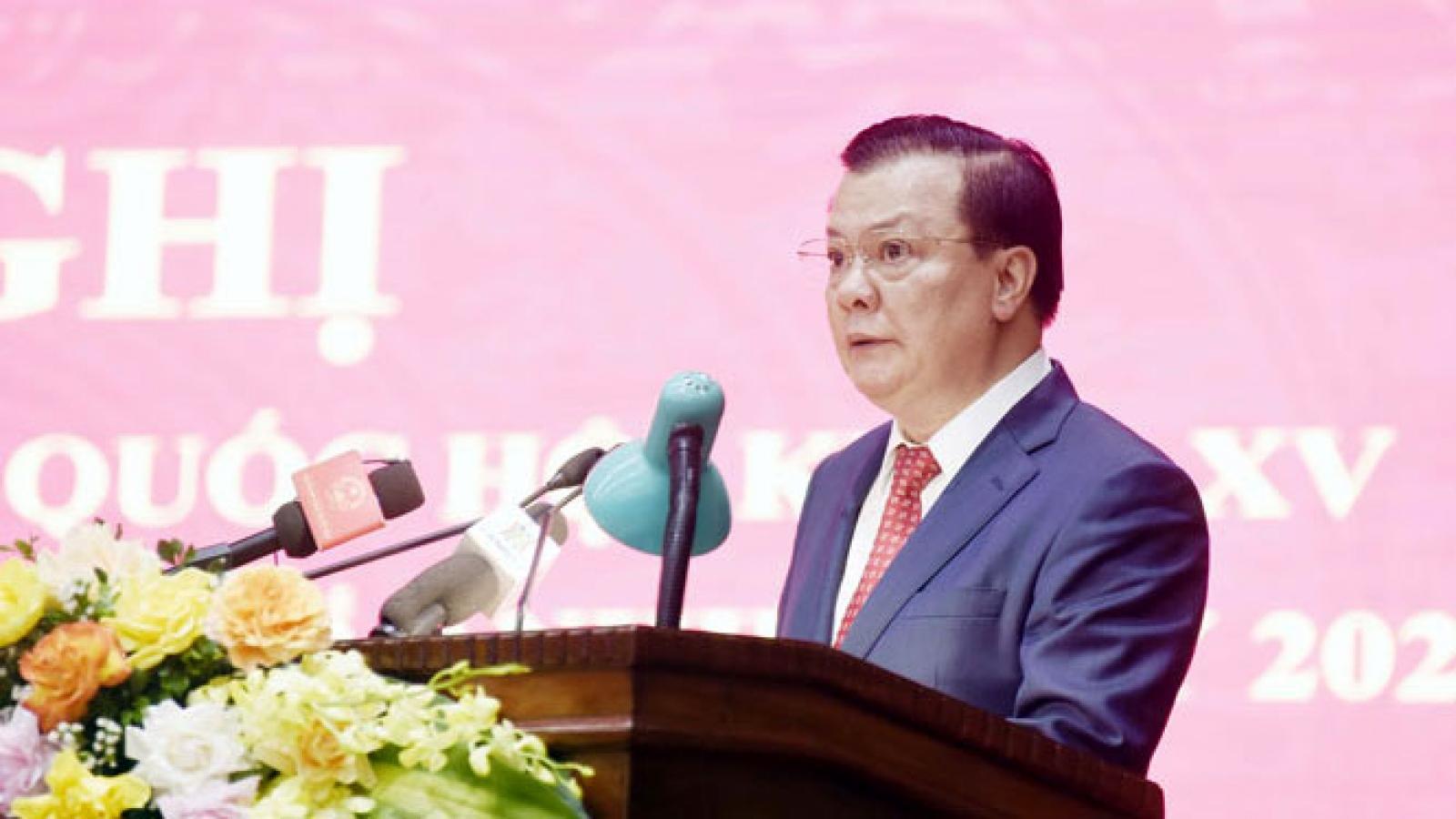 Bí thư Hà Nội: Các đại biểu trúng cử cần thực hiện ngay chương trình hành động