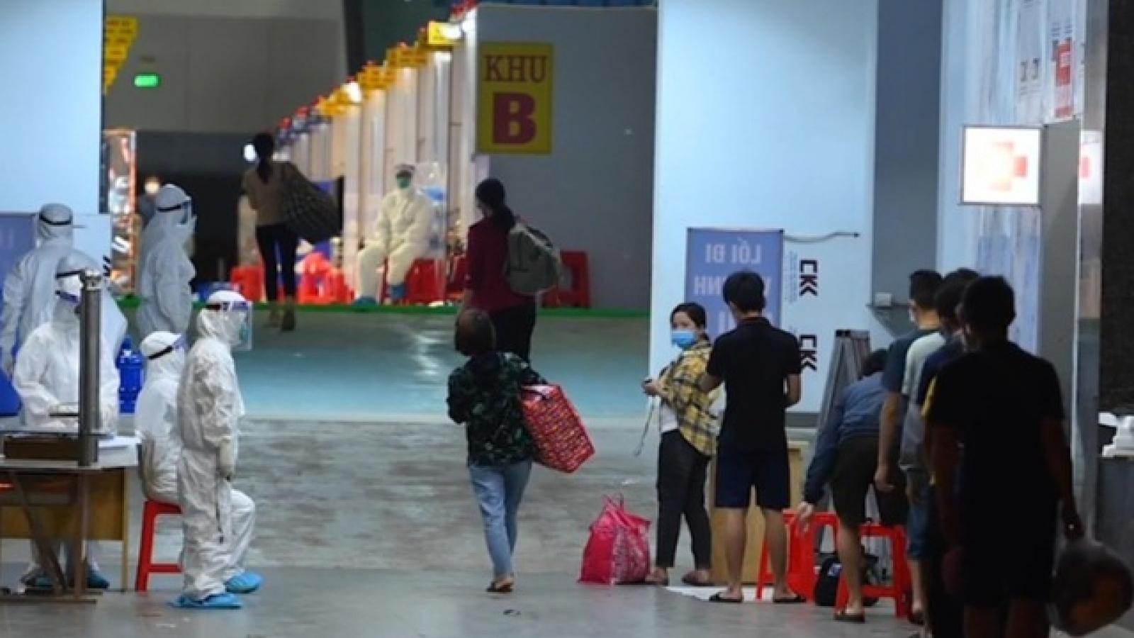 Bắc Giang có thêm 265 ca dương tính, toàn tỉnh ghi nhận gần 5.000 ca mắc COVID-19