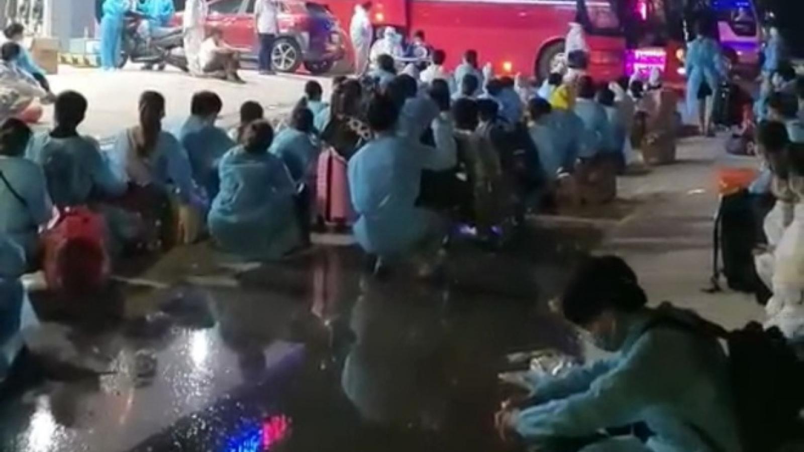 Vượt 3.000 ca Covid-19, Bắc Giang lấy mẫu xét nghiệm toàn tỉnh