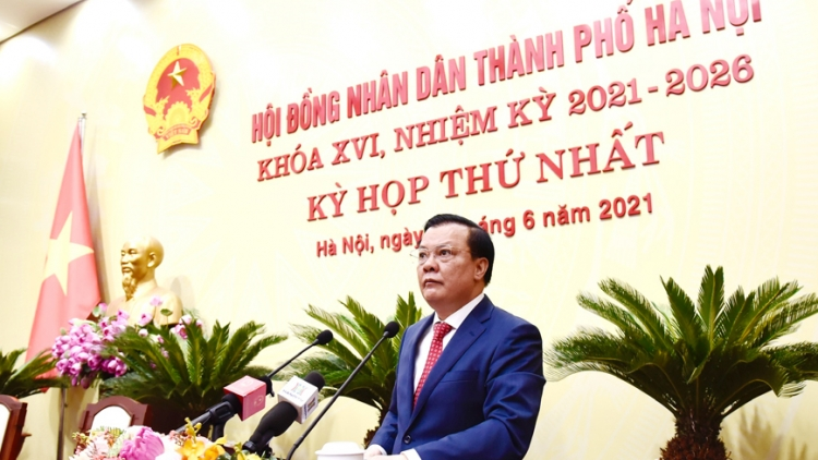 Bí thư Hà Nội đề nghị đại biểu HĐND mở rộng các hình thức tiếp xúc cử tri