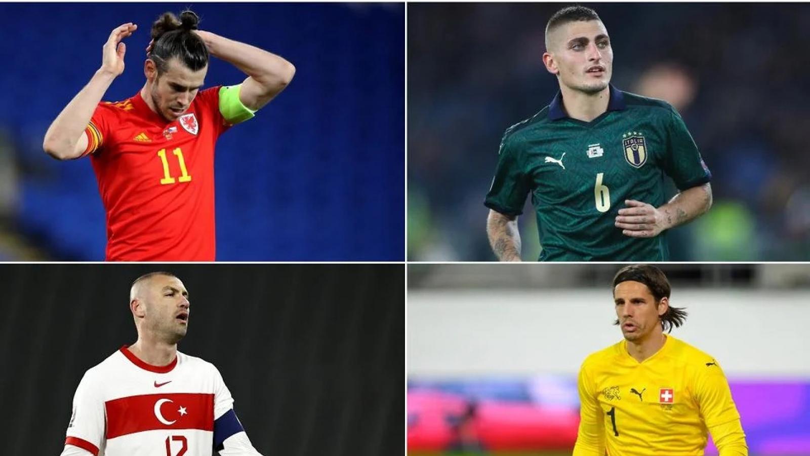 """Bảng A EURO 2021: Italia dễ dàng """"thống trị""""?"""