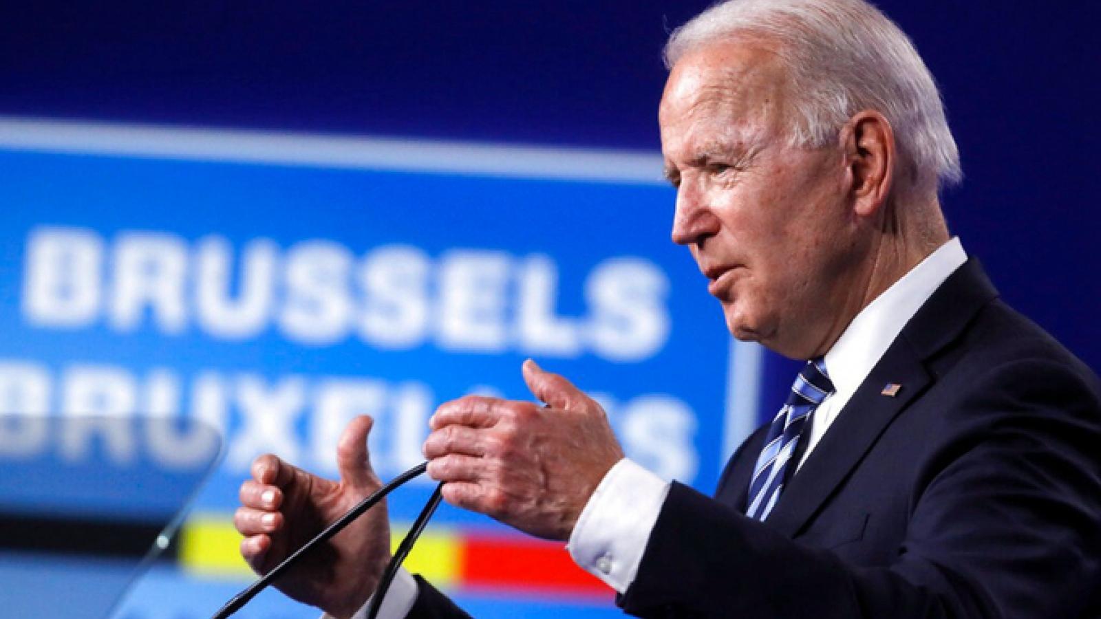 """Nhìn lại hành trình 8 ngày đưa """"Nước Mỹ trở lại"""" của Tổng thống Biden"""