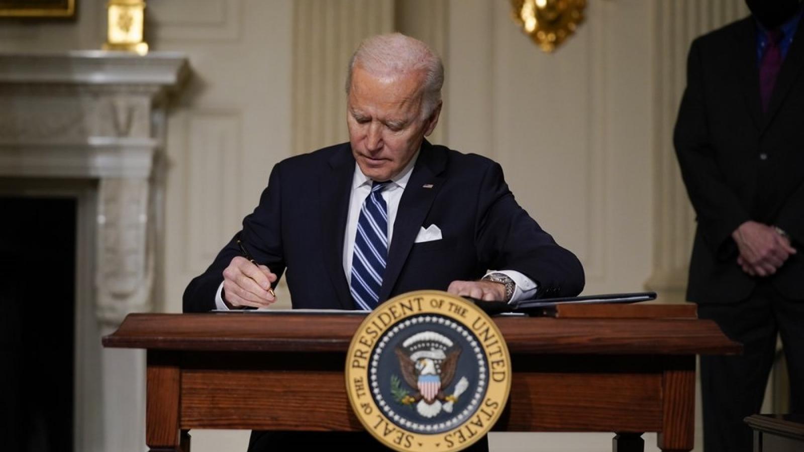 Thượng đỉnh Mỹ-Trung sẽ là ván cược lớn của Tổng thống Biden