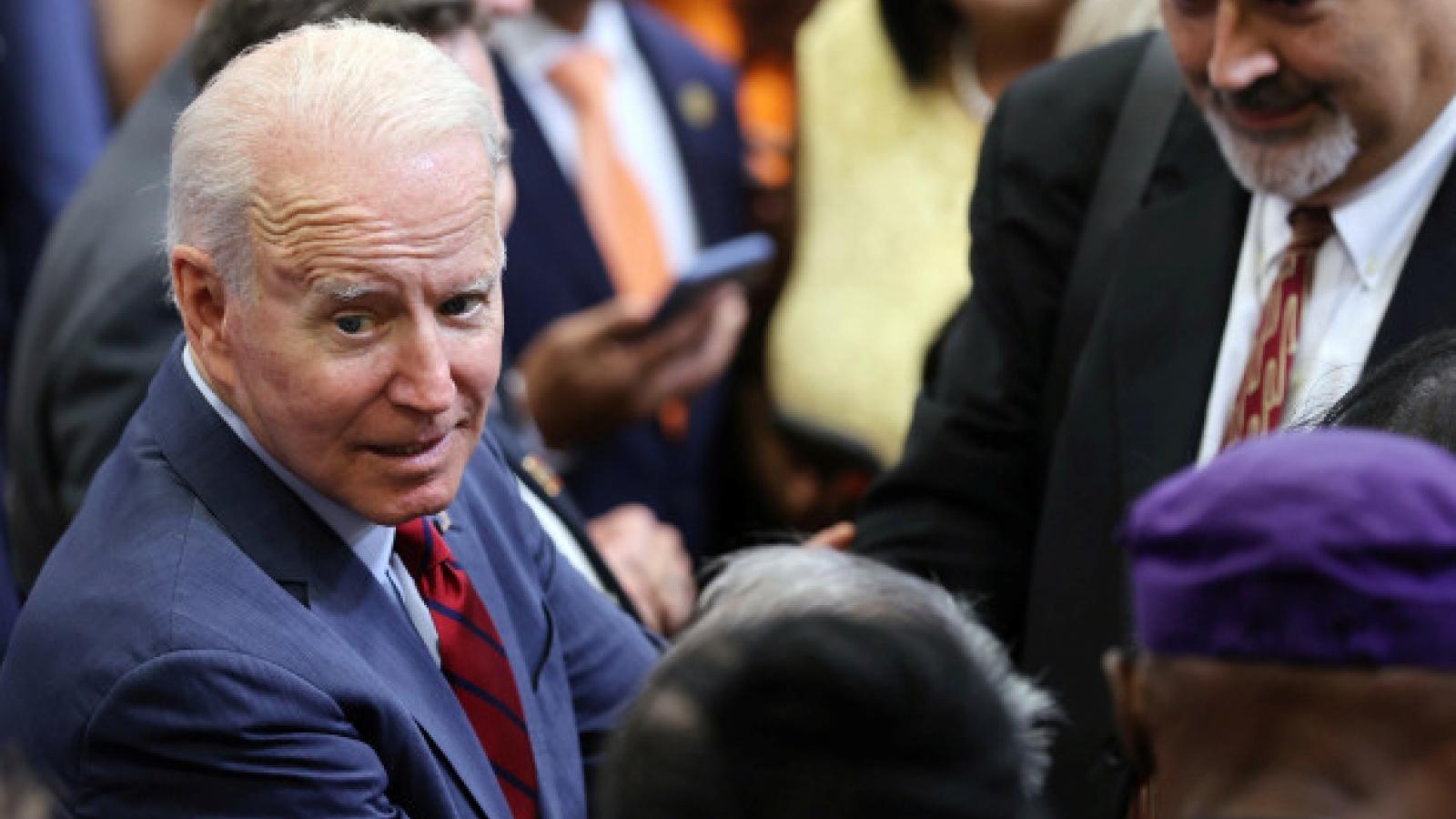 """Tổng thống Biden: """"Covid-19 giết nhiều người Mỹ hơn các cuộc chiến tranh"""""""