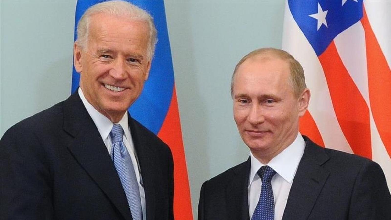 Những vấn đề gì sẽ được thảo luận tại thượng đỉnh Biden-Putin?