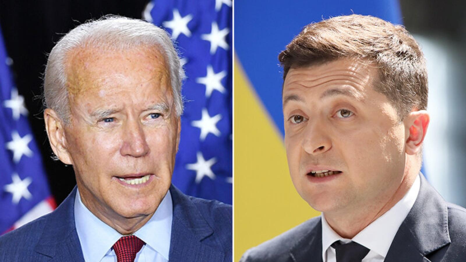 Tổng thống Mỹ Biden: Ukraine phải giải quyết tham nhũng trước khi gia nhập NATO