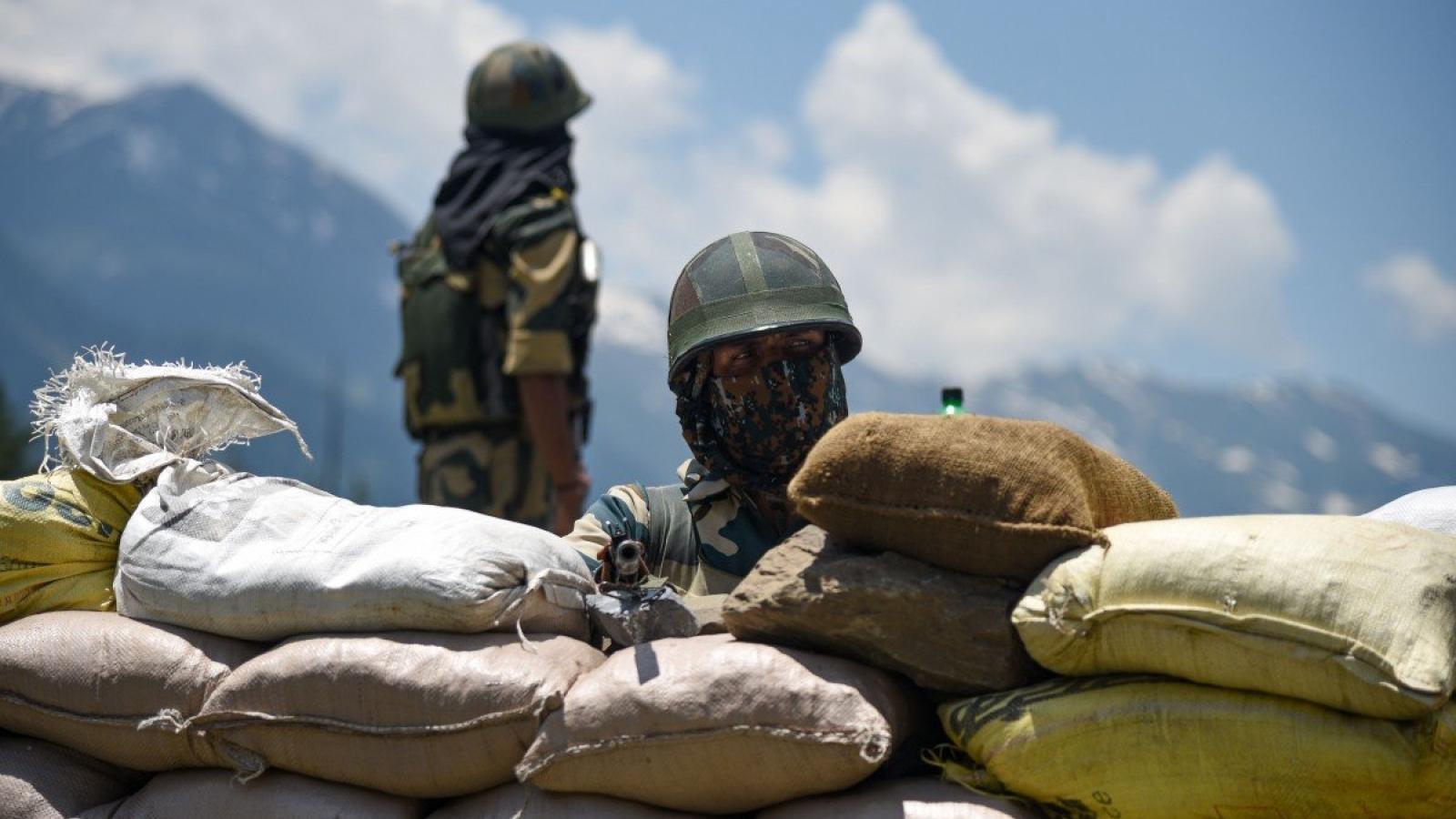 Ấn Độ tố Trung Quốc tiếp tục triển khai lực lượng sát biên giới