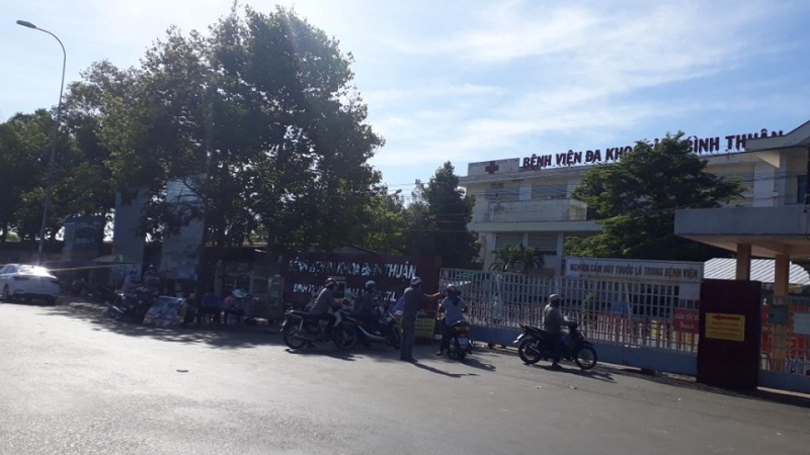 5 ca mắc mới Covid-19 ở Bình Thuận đều có chung nguồn lây