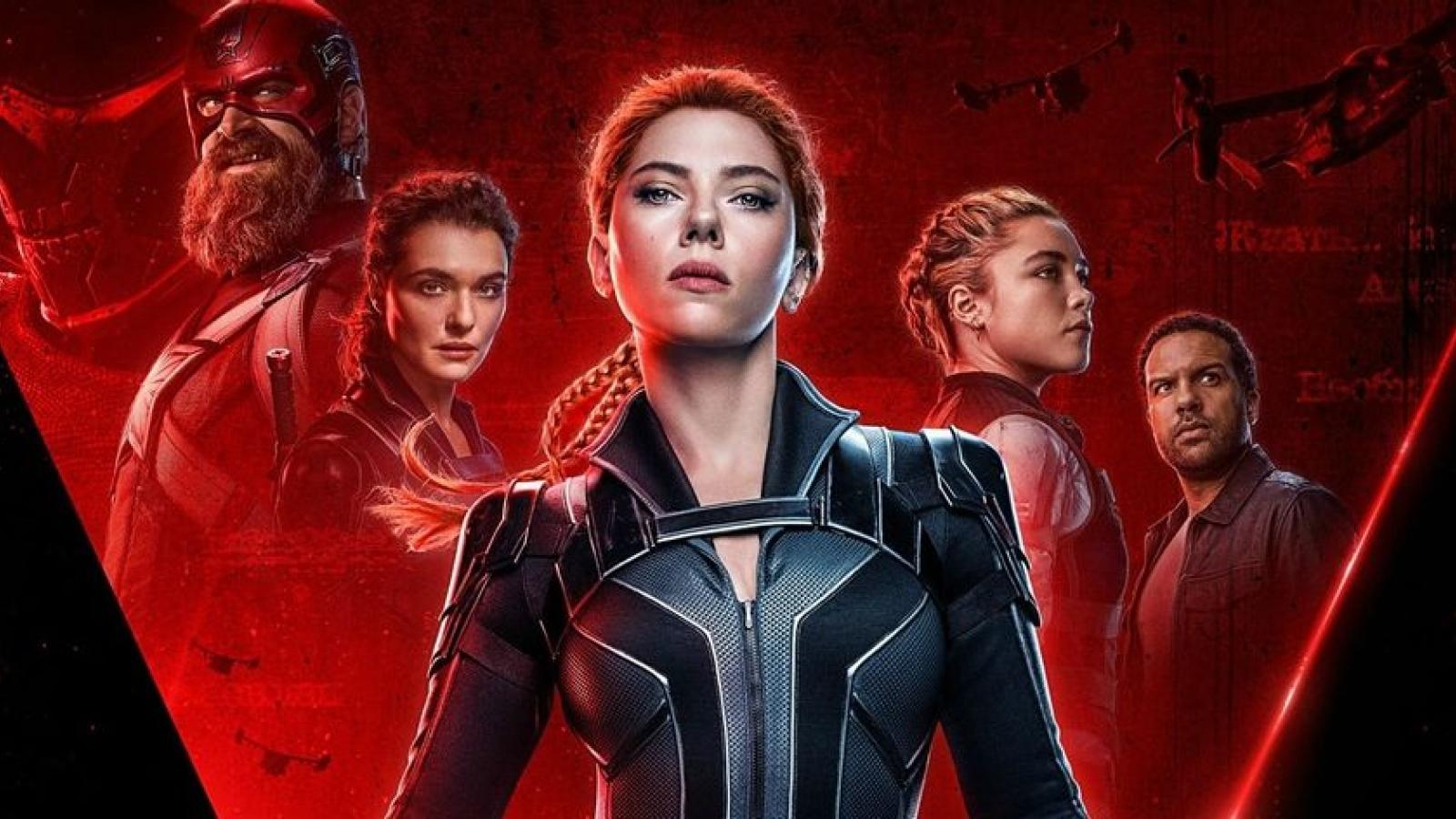 """Bom tấn """"Black Widow"""" sẽ thống trị phòng vé với doanh thu mở màn 225 triệu USD?"""