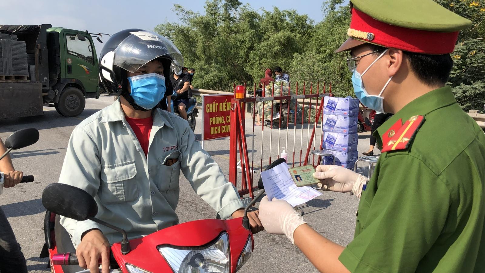 Bắc Ninh khẳng định không có công nhân là F1 bỏ trốn về Lào Cai