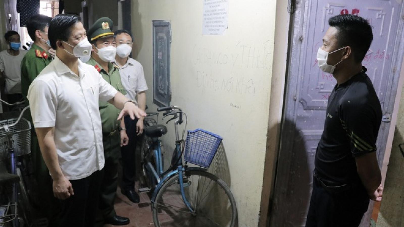 Công nhân trở lại làm việc, Bắc Ninh sẽ quản lý lịch trình bằng đồng hồ định vị