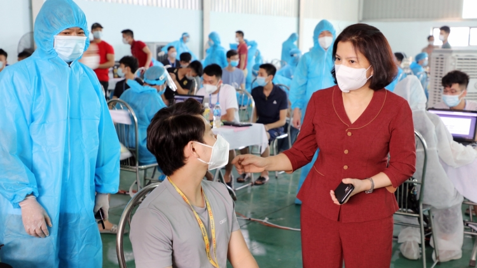 Bắc Ninh có thêm 26 ca mắc mới