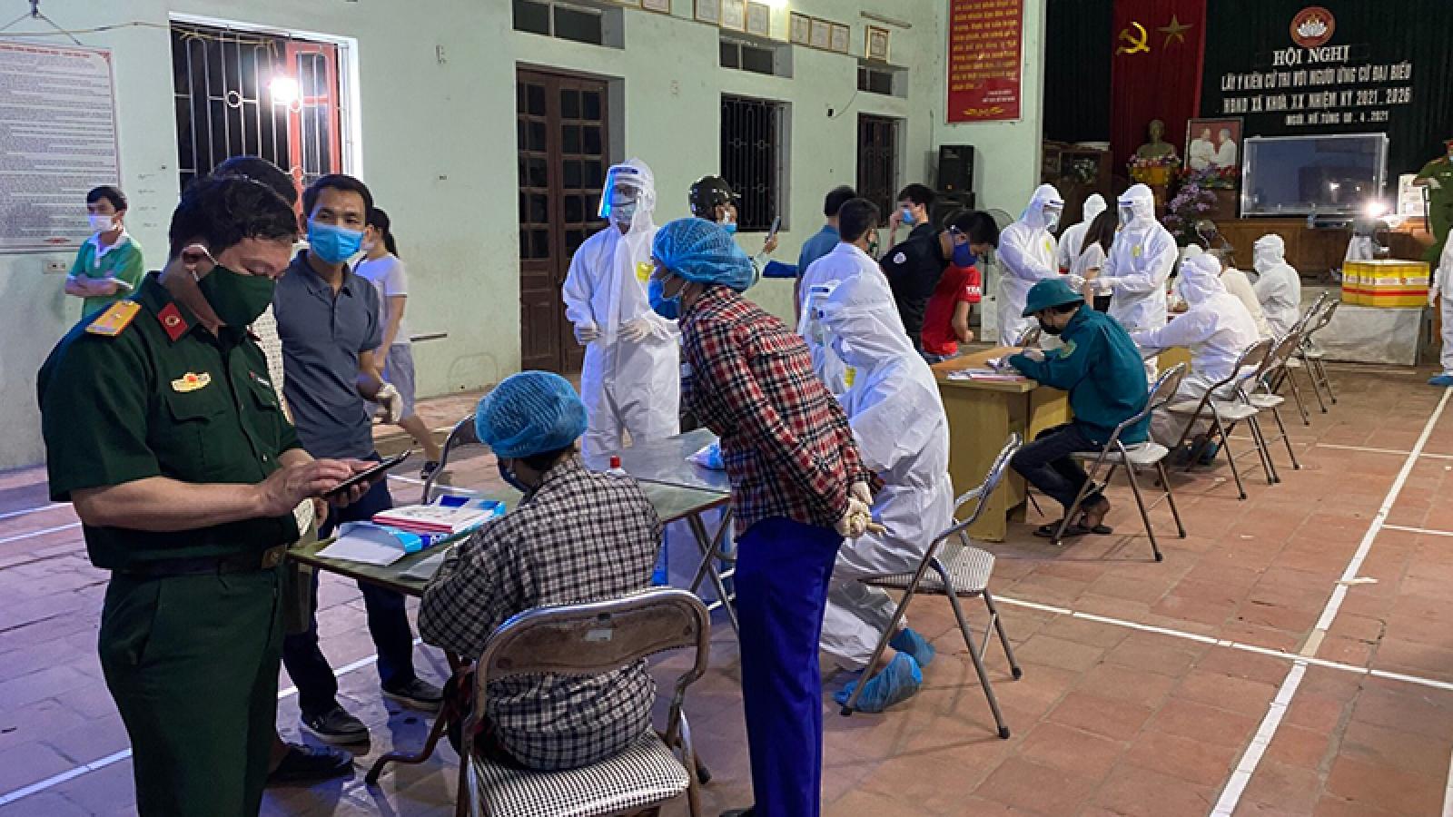 Gần 1.000 bệnh nhân Covid-19 ở Bắc Ninh đã khỏi bệnh và được xuất viện