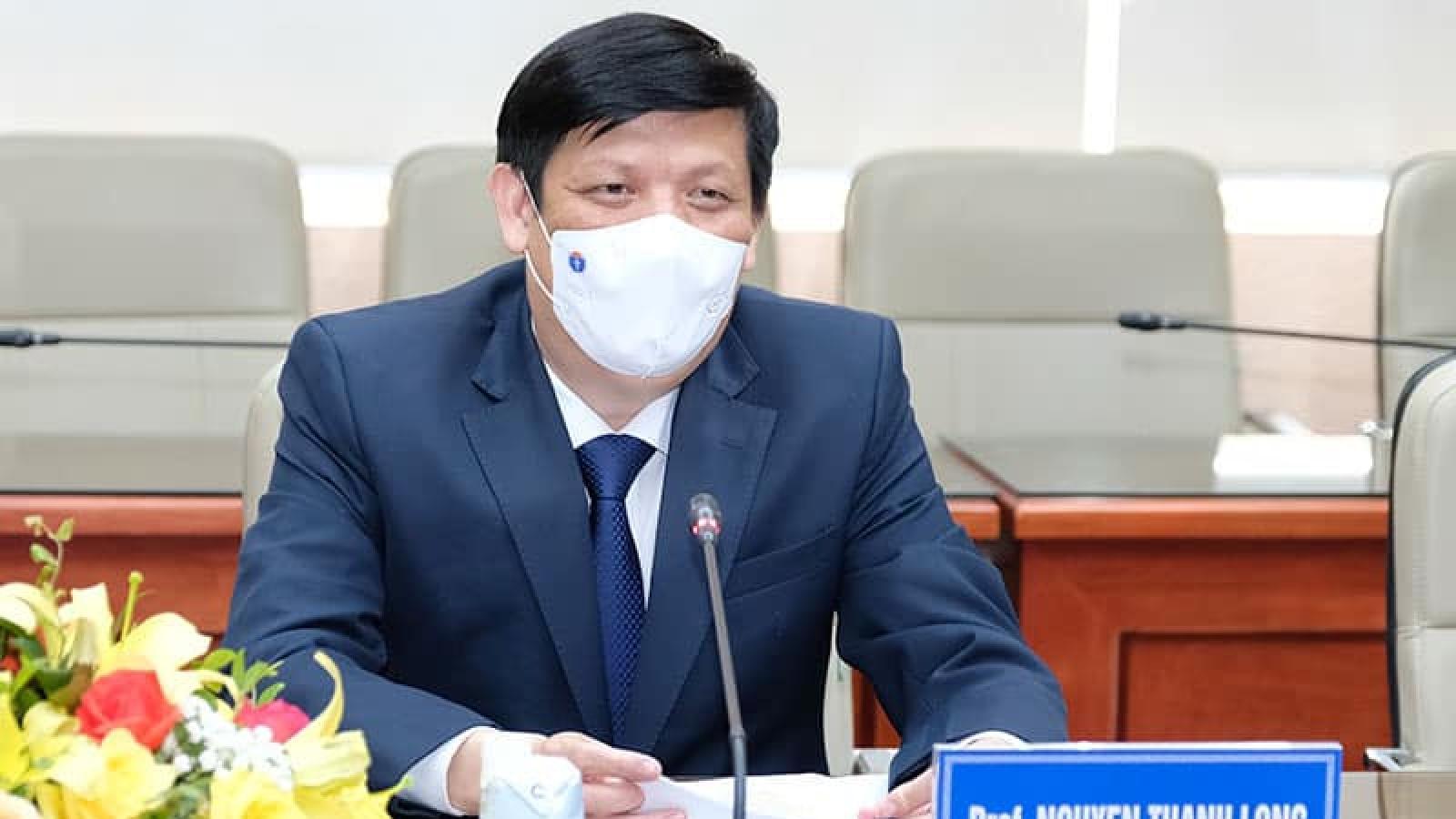 Việt Nam đàm phán mua vaccine Pfizer tiêm cho trẻ em