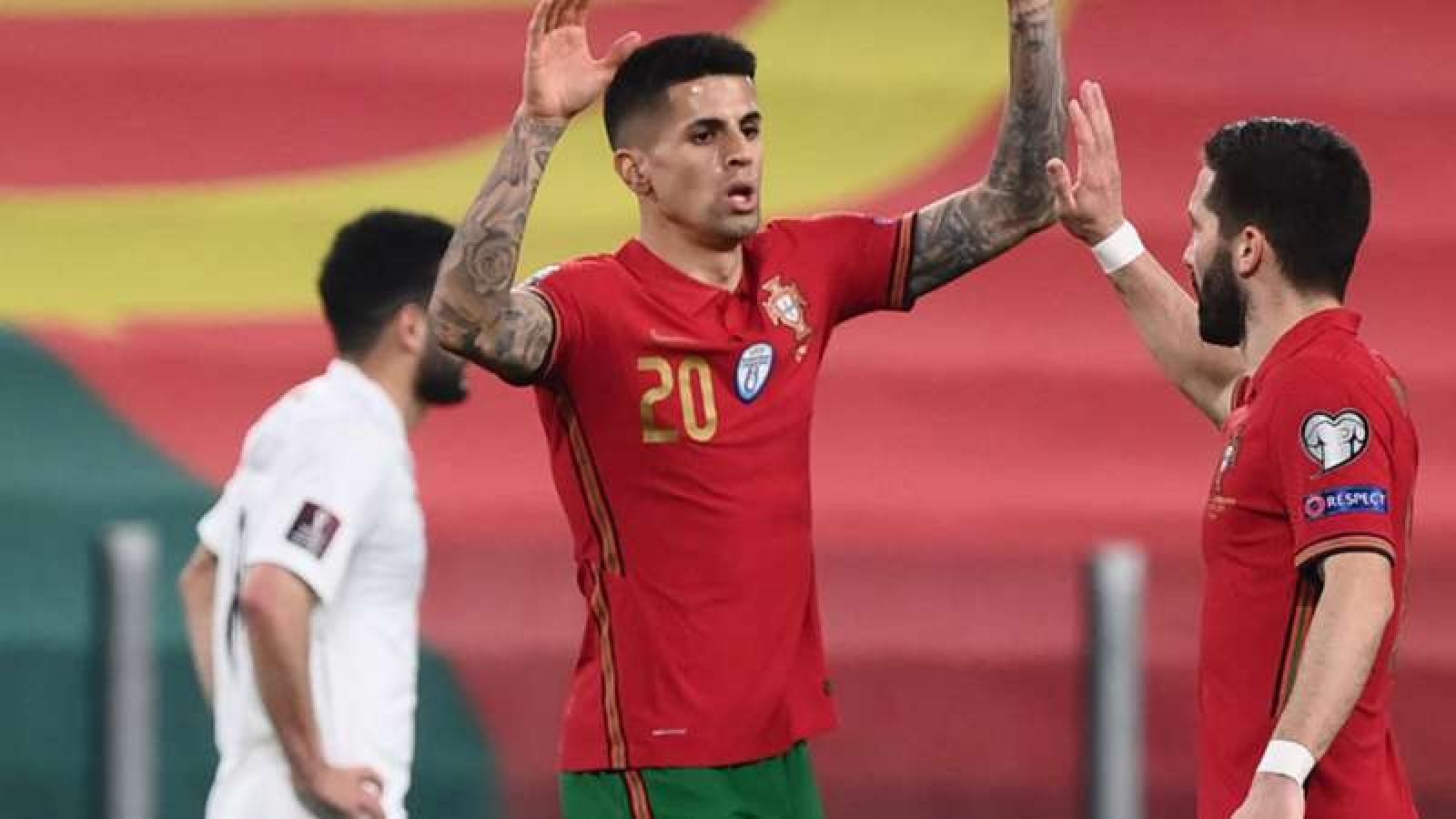 Bồ Đào Nha nhận tin dữ trước trận ra quân EURO 2021