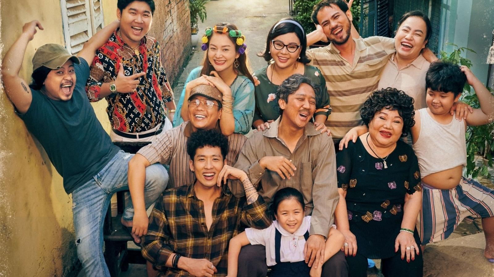 """""""Bố già"""" của Trấn Thành lọt Top 10 phim ăn khách tại Mỹ"""