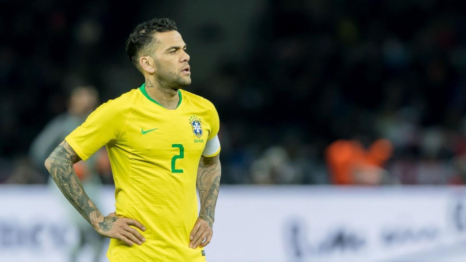 """Bóng đá Brazil triệu tập """"lão tướng"""" gần 40 tuổi dự Olympic Tokyo"""