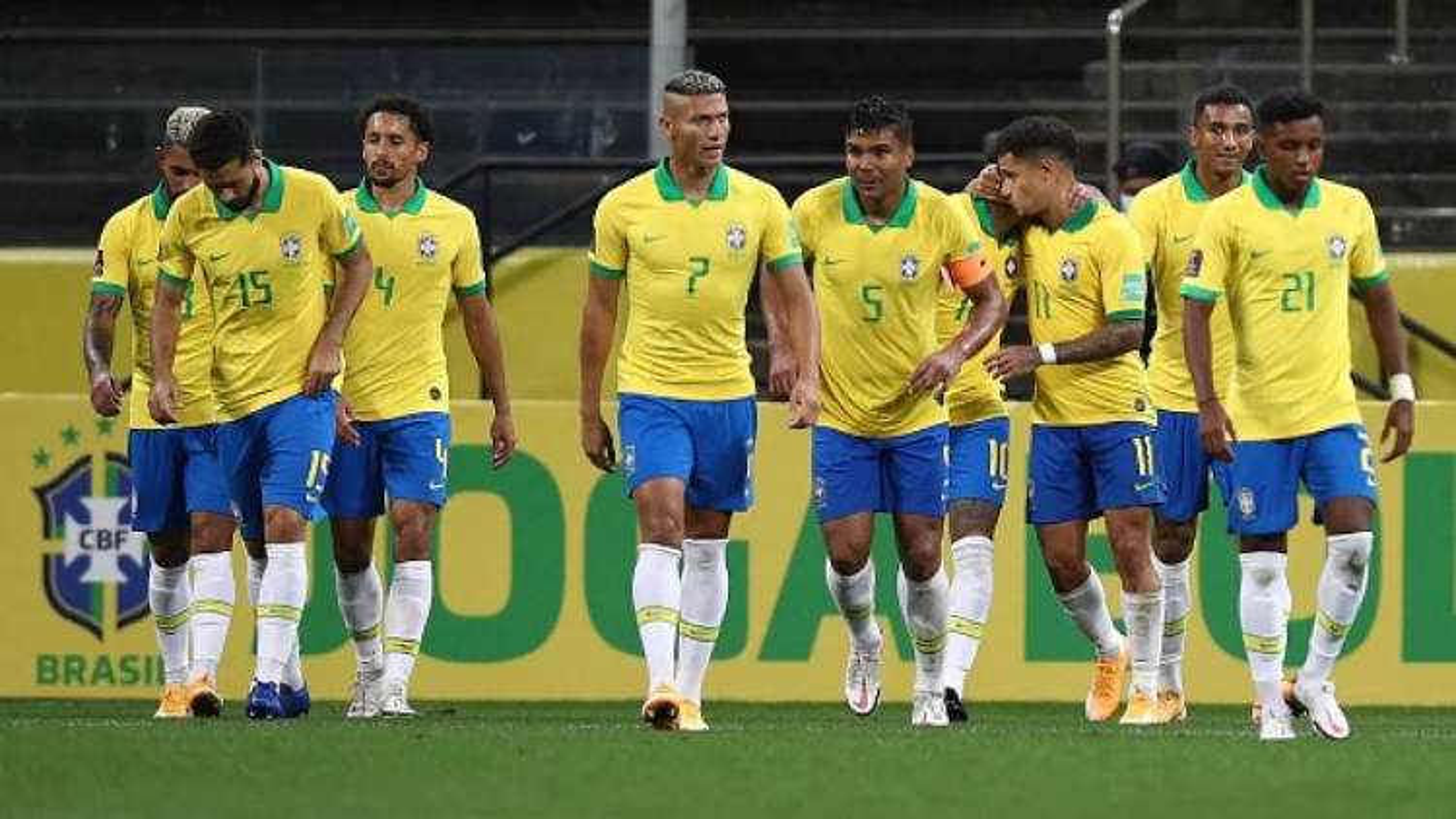 ĐT Brazil muốn tẩy chay Copa America 2021
