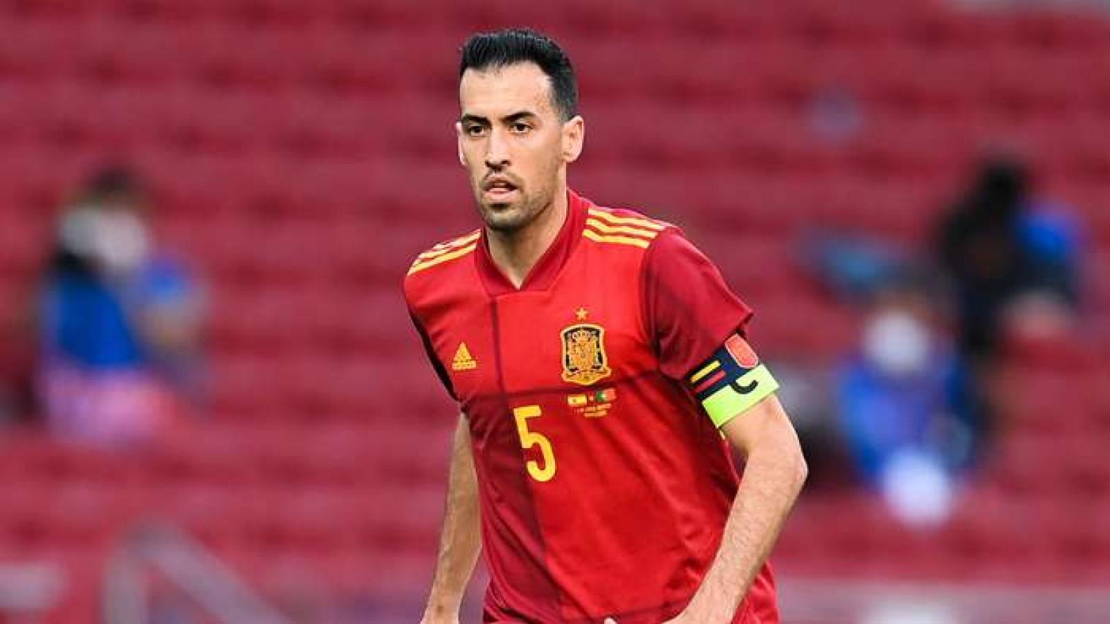 Tây Ban Nha nhận tin cực vui trước trận đấu với Ba Lan