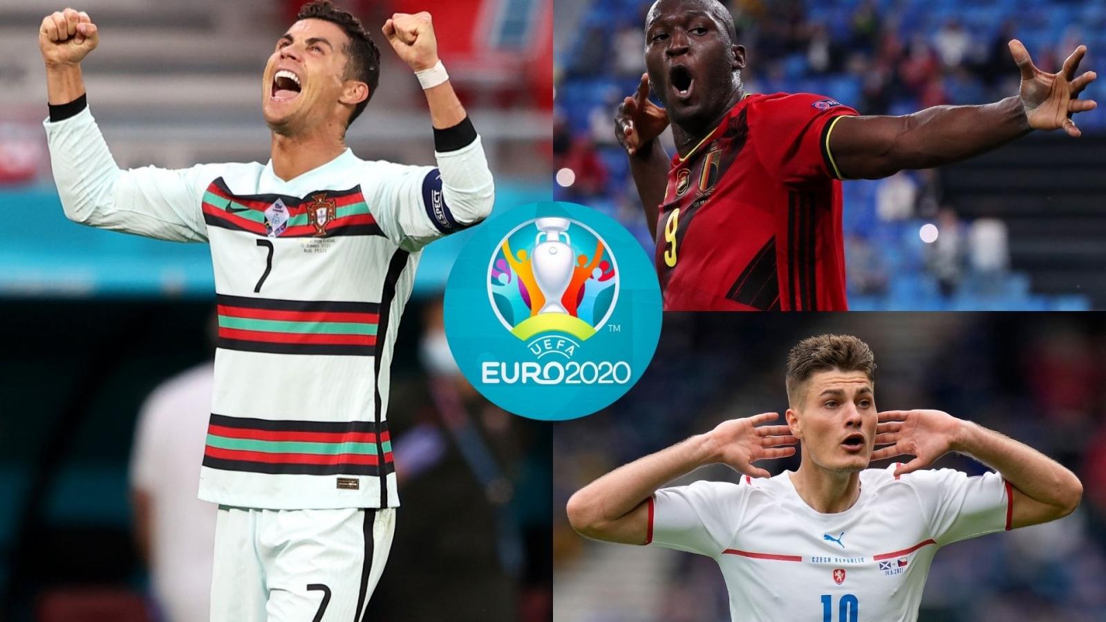 BXH Vua phá lưới EURO 2021: Patrik Schick đe dọa danh hiệu của Ronaldo
