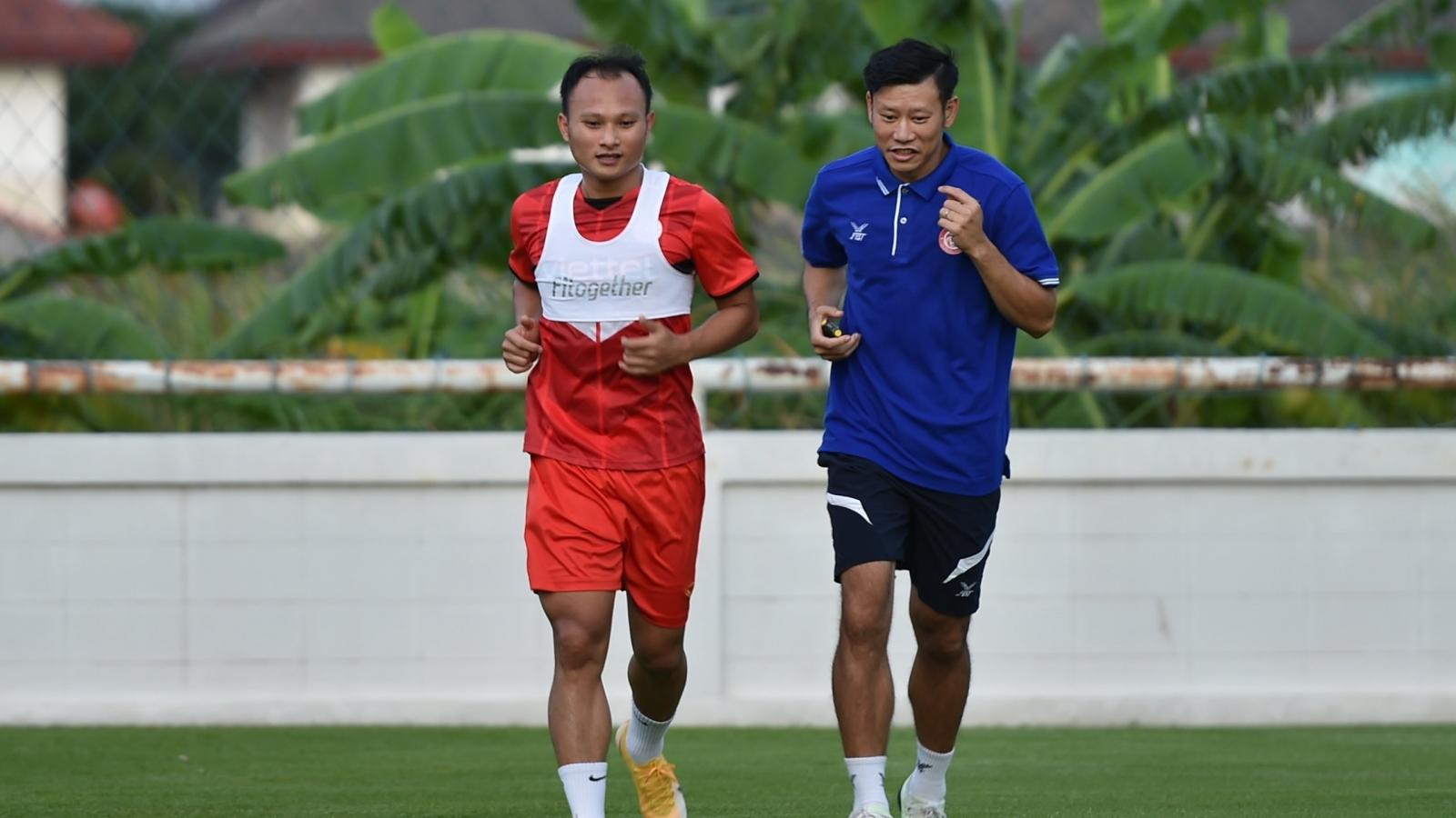 Viettel vắng Quế Ngọc Hải, Trọng Hoàng ở trận ra quân AFC Champions League