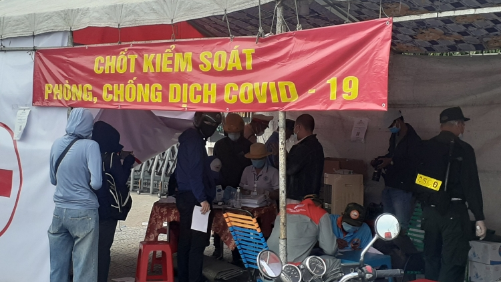 Đồng Nai đặt điều kiện để không cách ly 21 ngày người đến từ TP.HCM