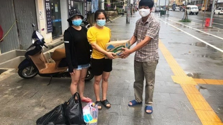 Vietnam keeps close watch on Vietnamese community situation in Cambodia