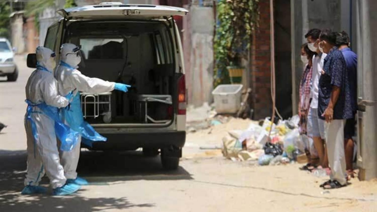 Một người Việt qua đời vì COVID-19 ở Campuchia