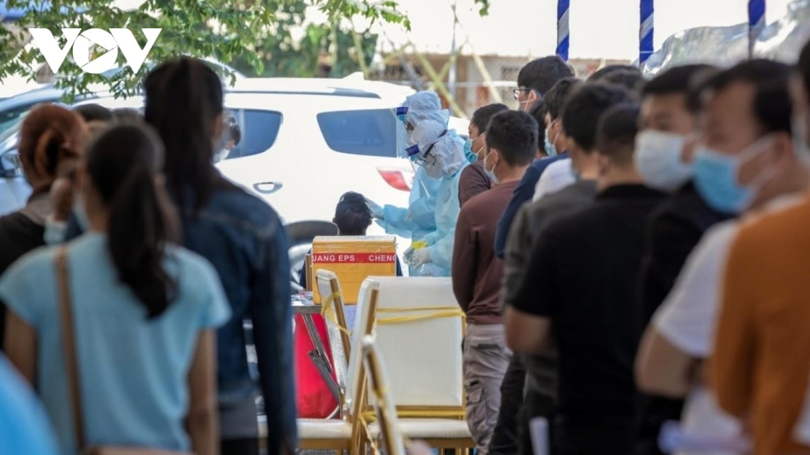 Điều tra, làm rõ các vụ việc đưa người Việt nhập cảnh, làm việc trái phép tại Campuchia